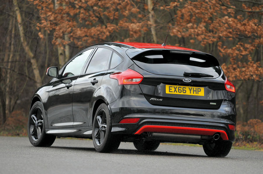 Ford Focus St Family Car