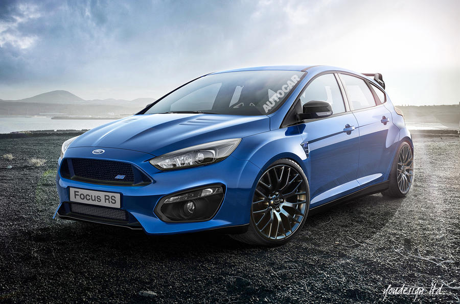 Development underway on new 330bhp Ford Focus RS