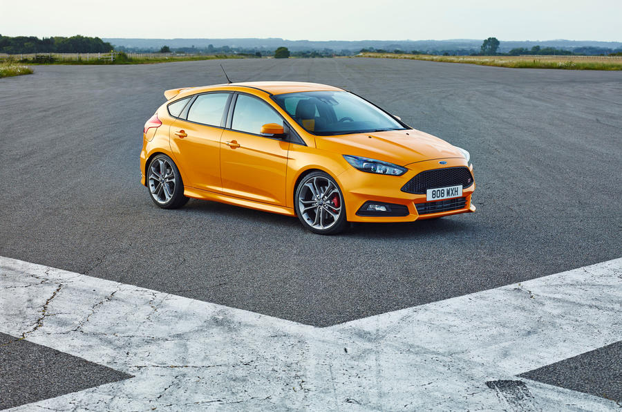 4.5 star Ford Focus ST