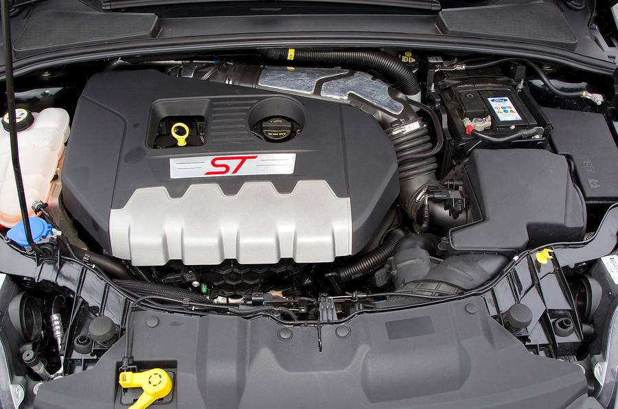 2.0-litre Ford Focus ST engine