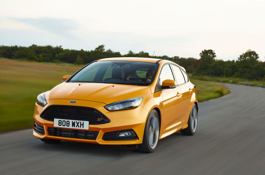 ford focus st review 2017 autocar. Black Bedroom Furniture Sets. Home Design Ideas