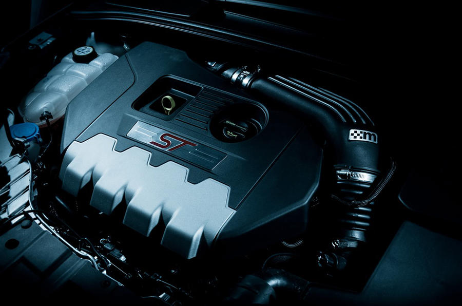 2.0-litre Ford Focus petrol engine