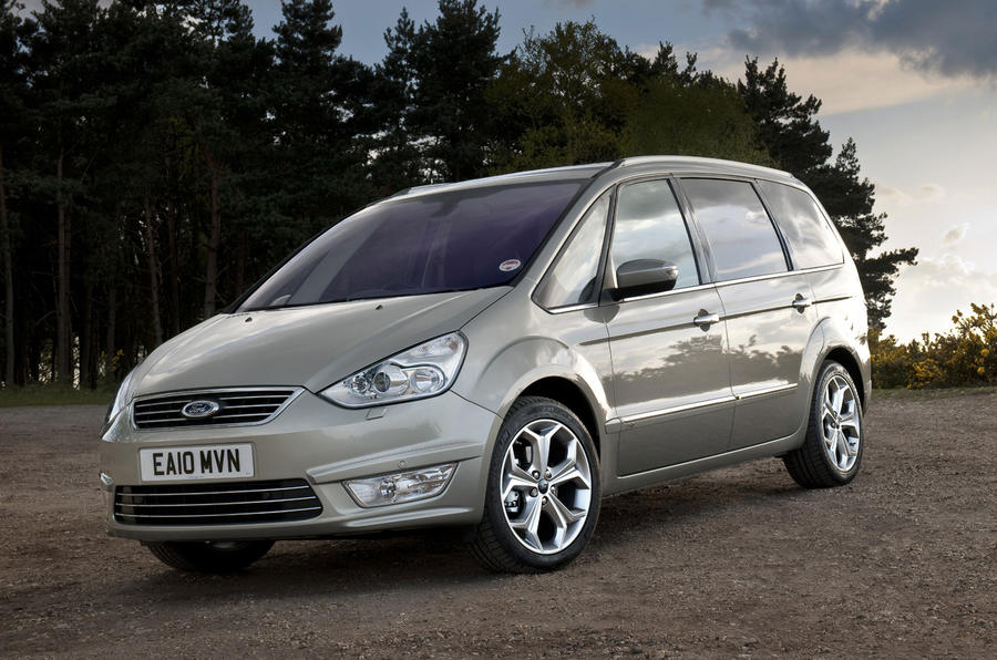 4 star Ford Galaxy