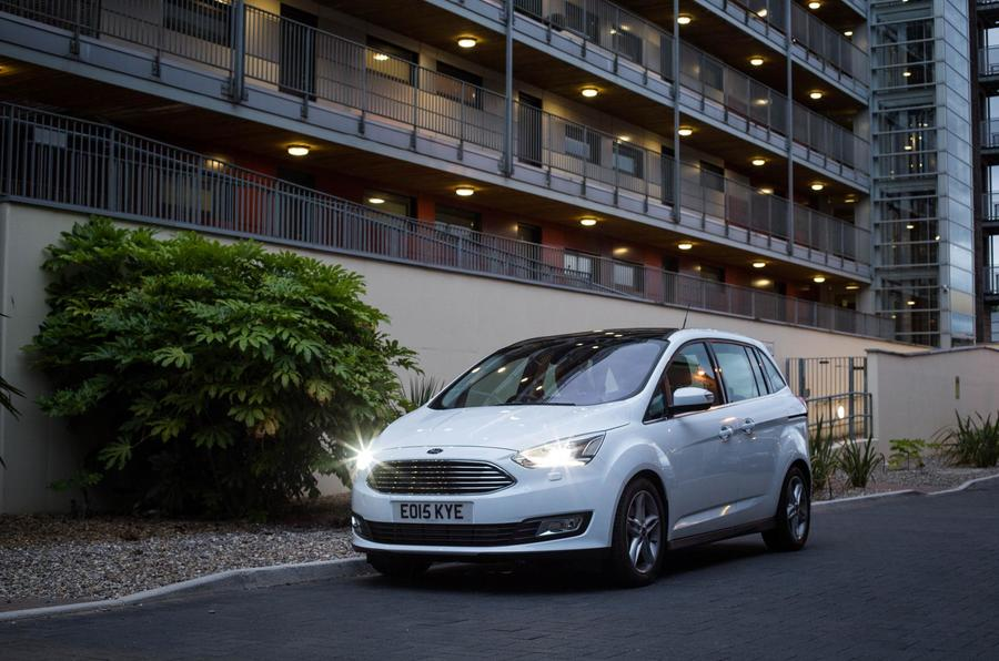 4.5 star Ford Grand C-Max