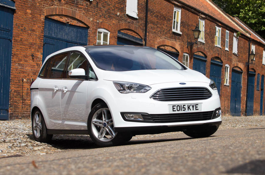 Ford Grand C Max Review 2019 Autocar