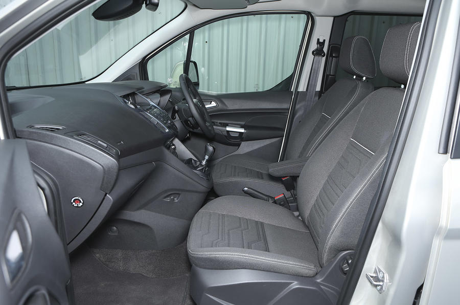 Grand Tourneo Connect Front Seats
