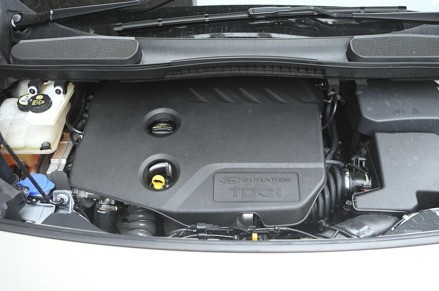 114bhp Grand Tourneo Connect engine