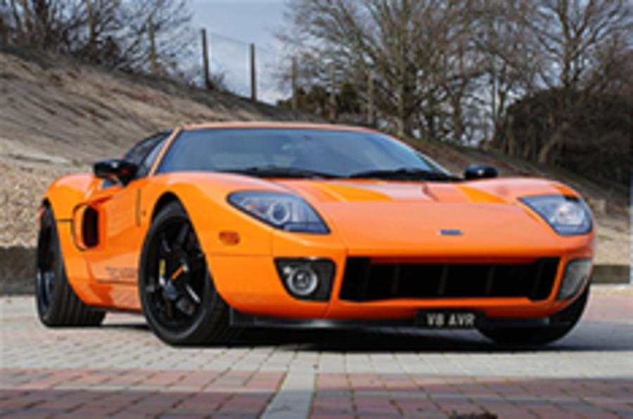 Meet the 720bhp Ford GT