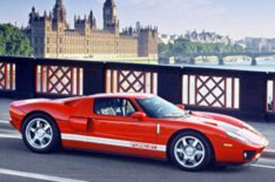 Autocar targets London speed record