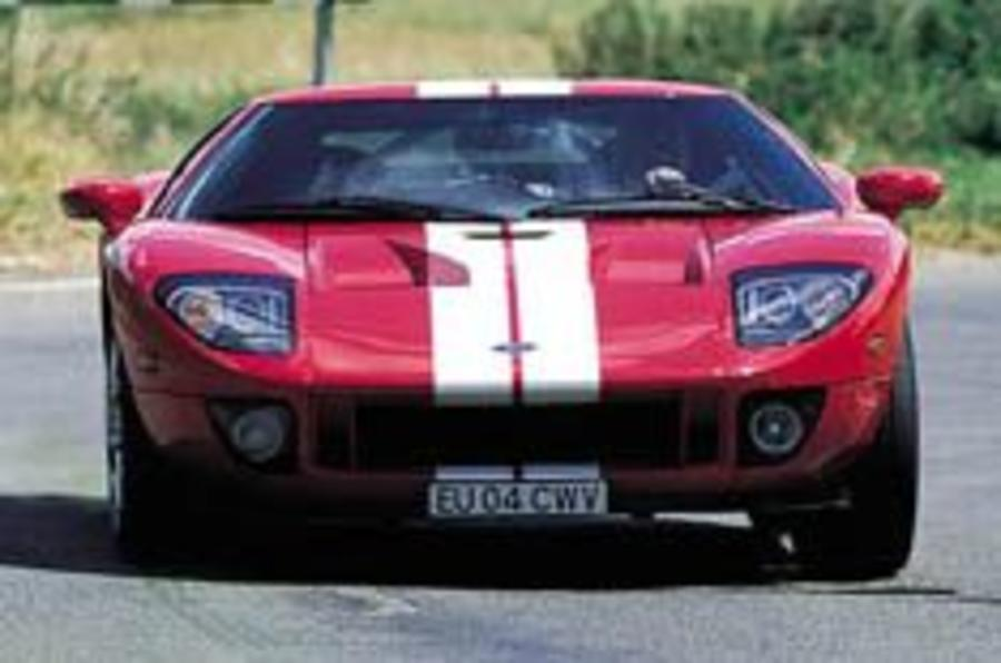 Autocar road tests Ford GT