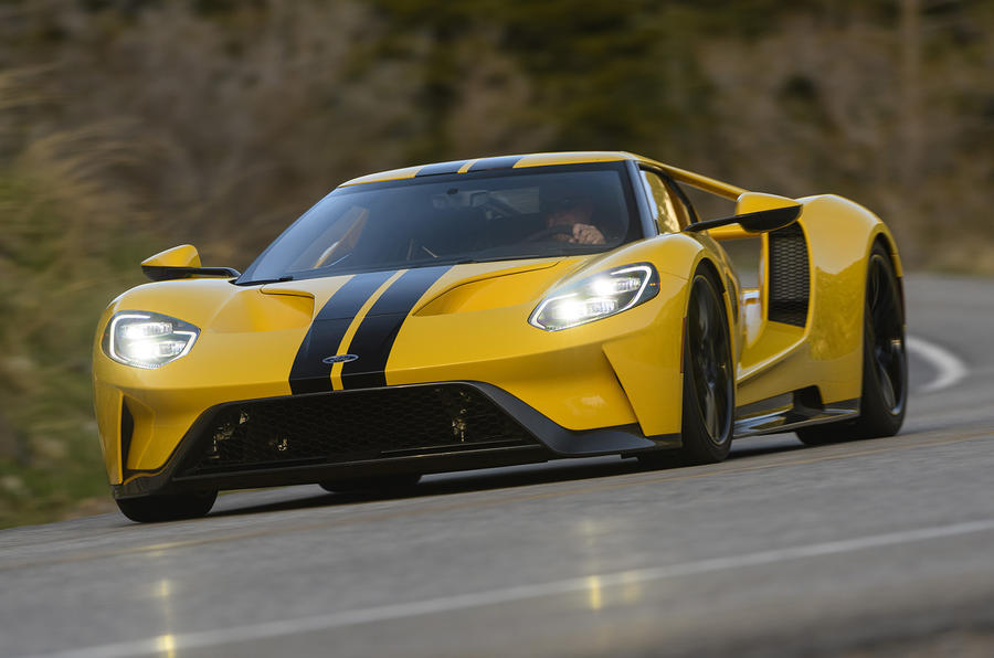 Ford GT Review (2019) | Autocar