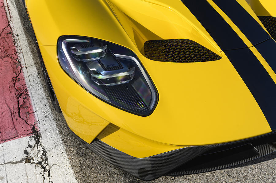 Ford Gt Led Headlights