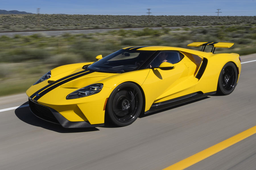 ford gt review 2018 autocar