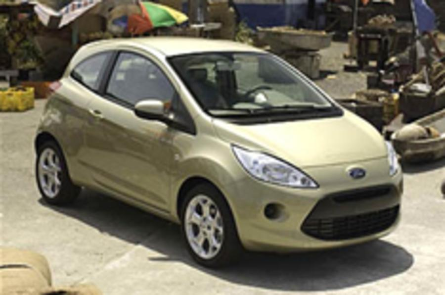 Ford Ka to star in Bond movie