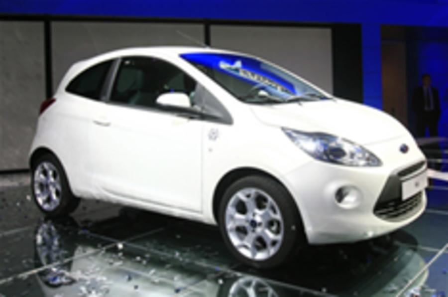 Paris show: Ford Ka