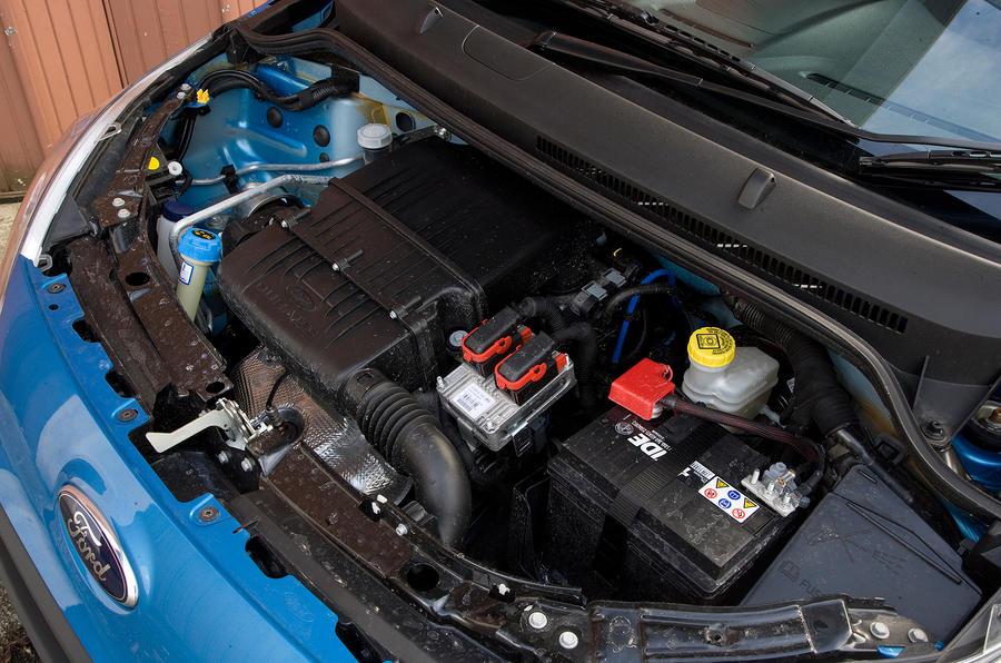 Ford Ka engine