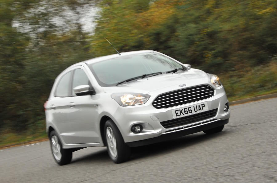 Ford Ka+ Review (2019) | Autocar