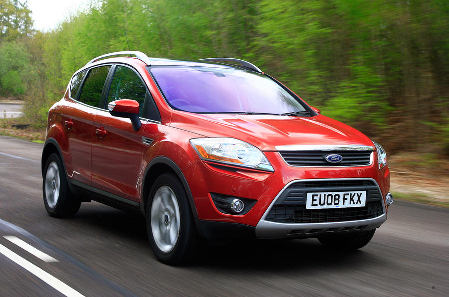 Ford Kuga 2008 2013 Review 2019 Autocar