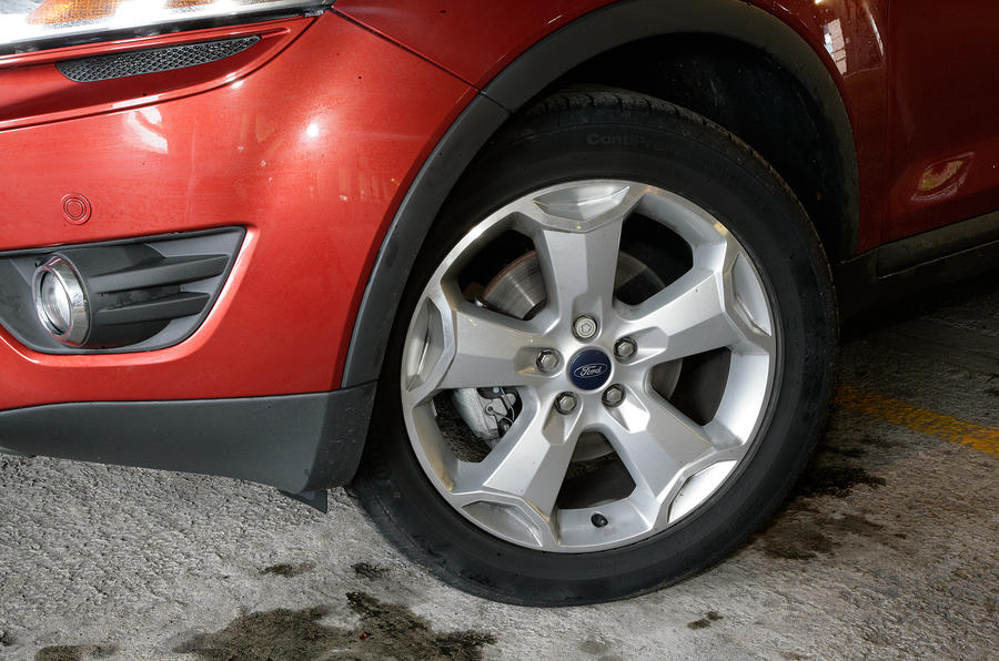 18in Ford Kuga alloys
