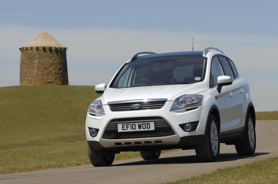 Ford expands its Kuga range