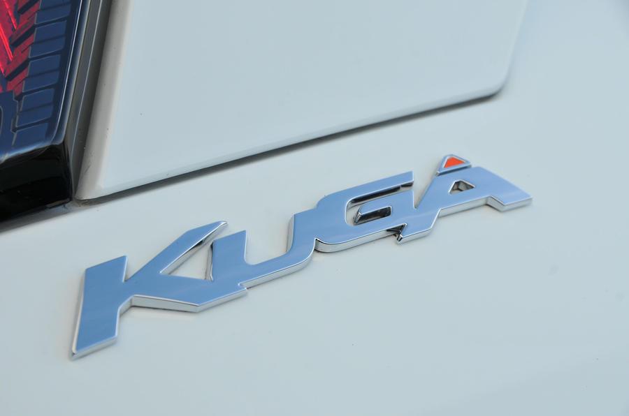Ford Kuga badging