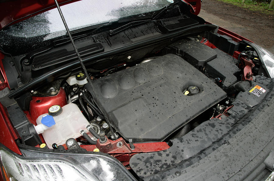 2.0-litre Ford Kuga diesel engine