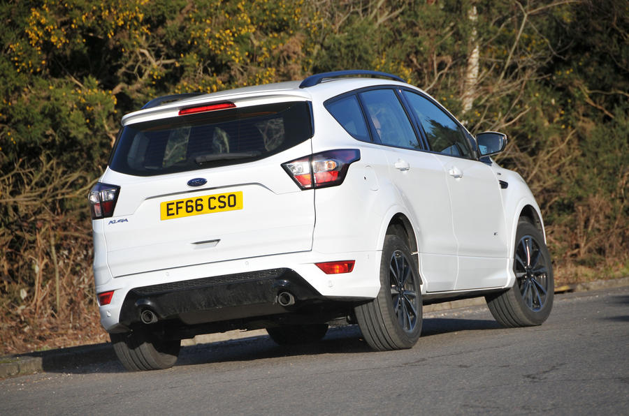 Ford Kuga Review 2019 Autocar