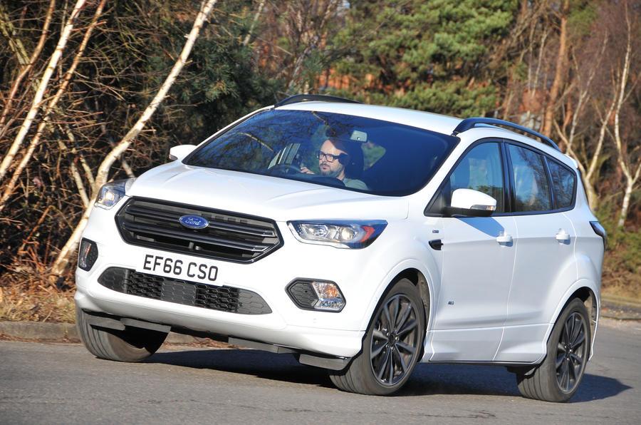 4 star Ford Kuga