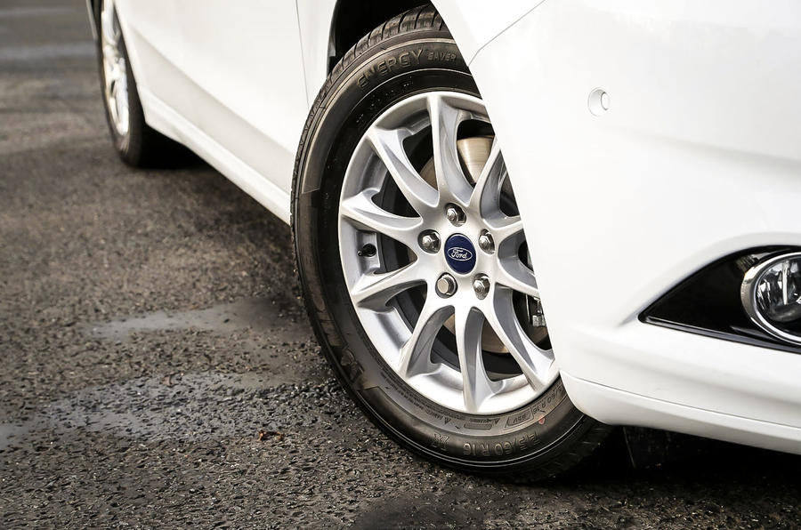 Ford Mondeo 16in alloys