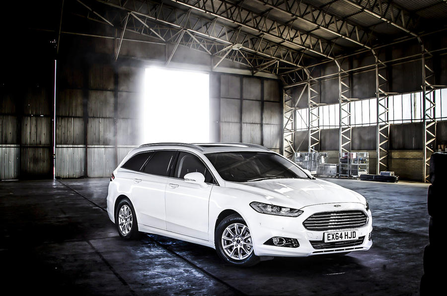 4 star Ford Mondeo Estate