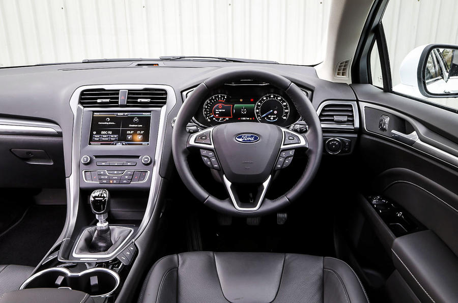 Ford mondeo estate interior autocar - Ford mondeo interior ...