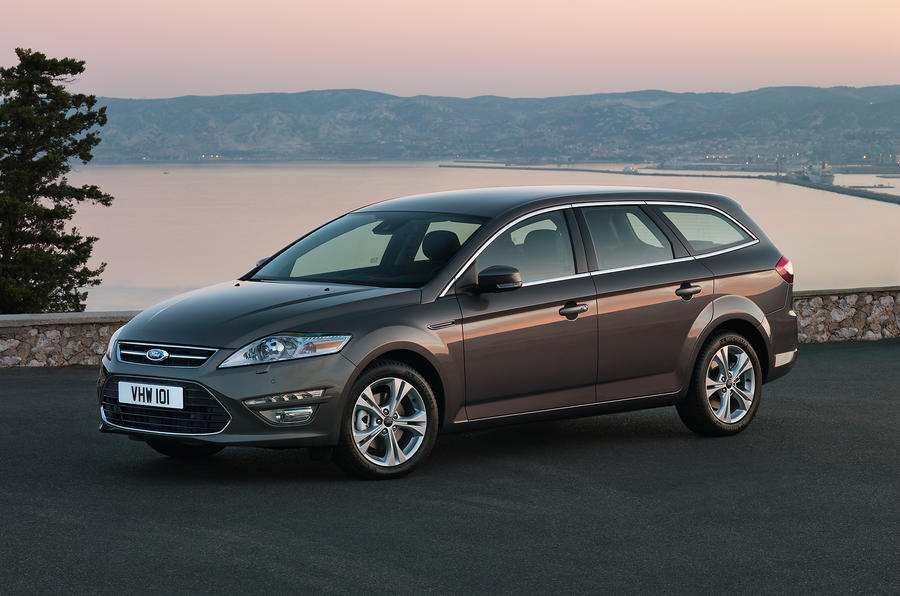 4 star Ford Mondeo