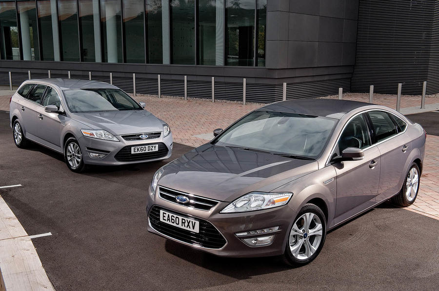 Отзывы о Ford Mondeo IV седан 1.6 MT (120 л.с ...