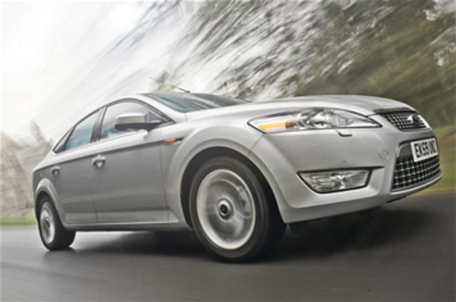 Ford Mondeo gets new engines