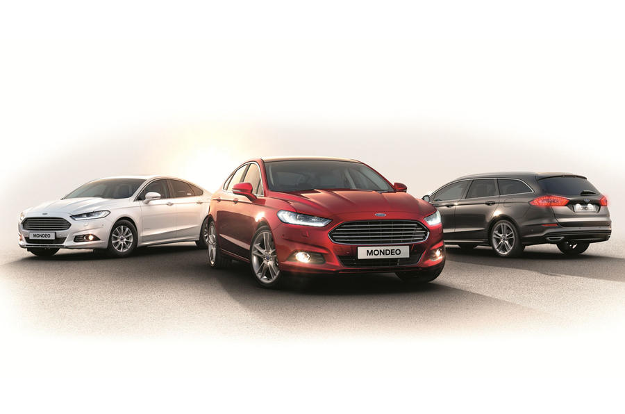 Under the skin of the new Ford Mondeo