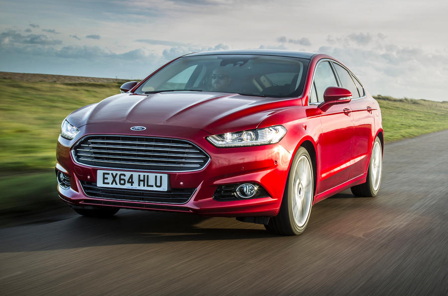 The four star Ford Mondeo