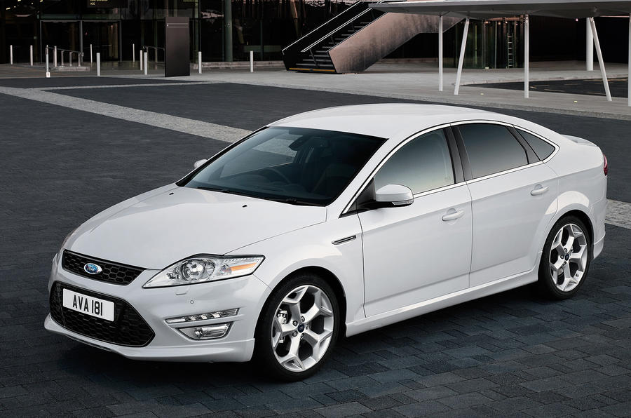 new ford mondeo at moscow autocar. Black Bedroom Furniture Sets. Home Design Ideas