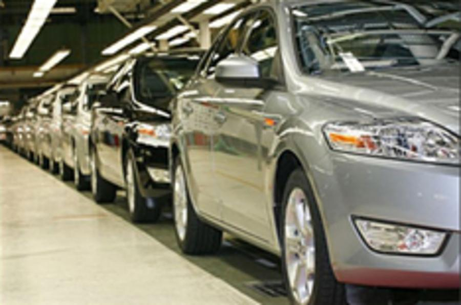 New Mondeo production starts