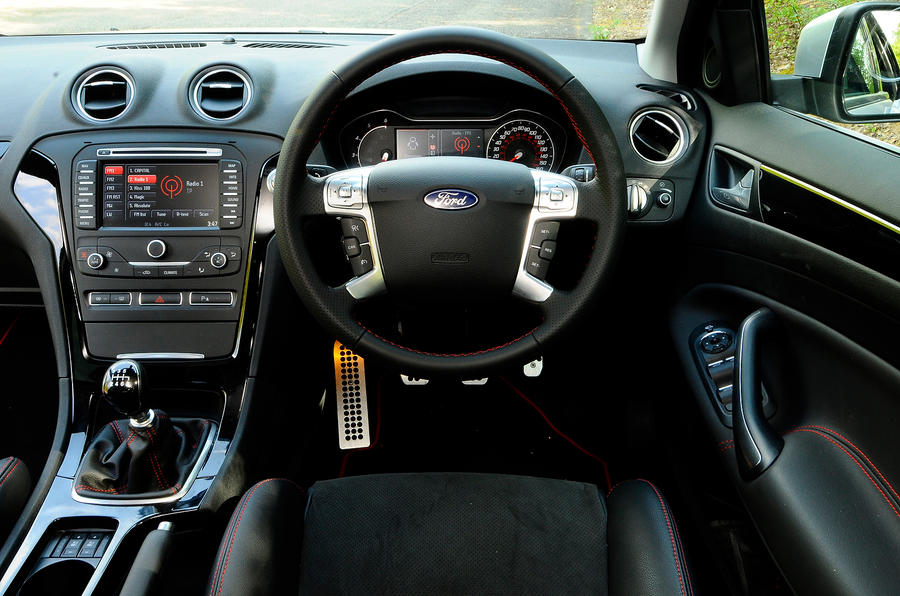 Ford Power start button is a cheesy and is presumably the only reason ...