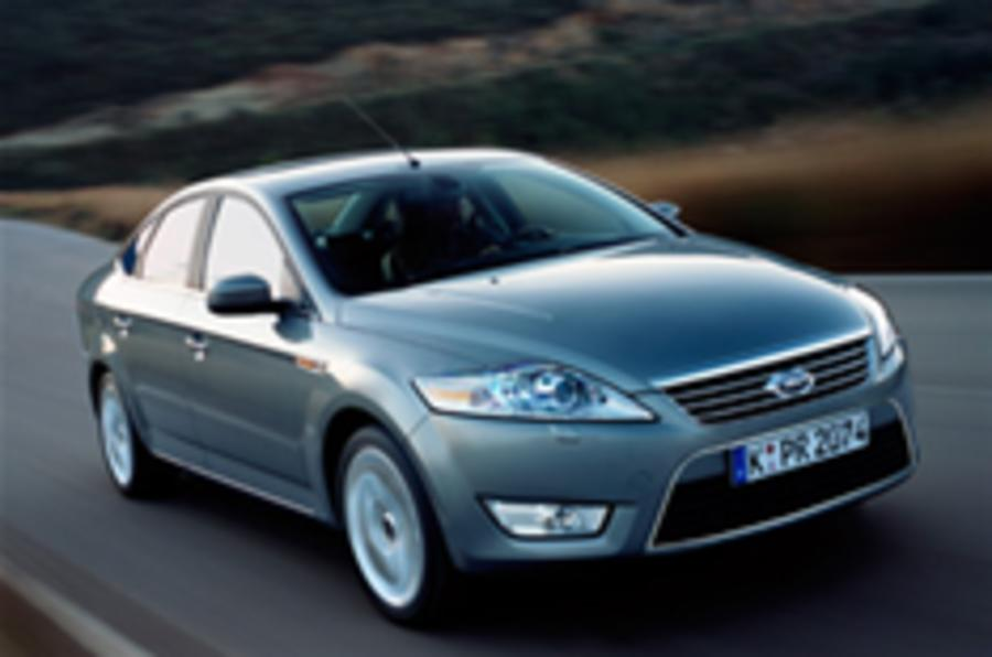 Ford uncovers classy new Mondeo