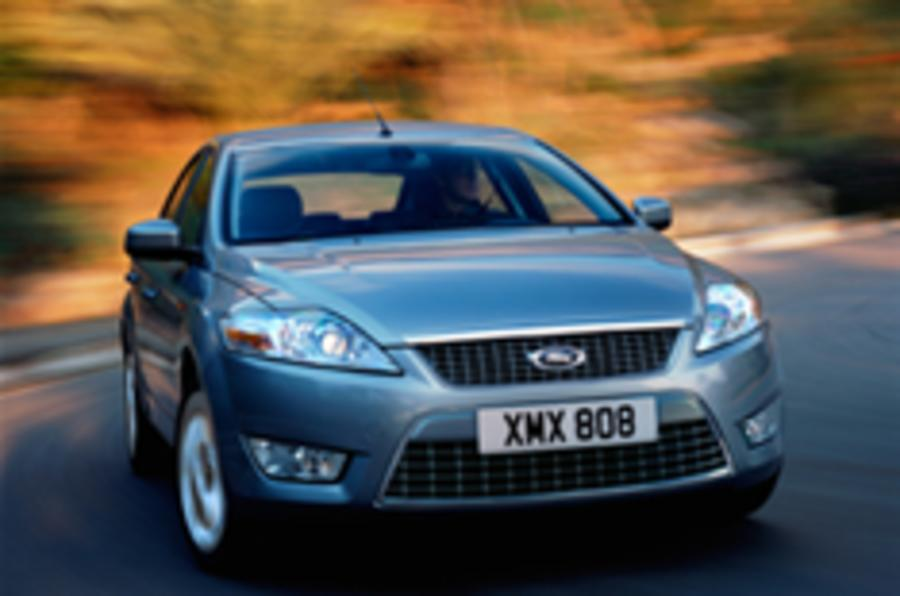 Be first to drive the new Mondeo