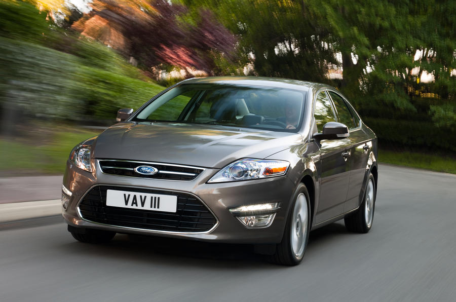 Mondeo to show Ford's new look