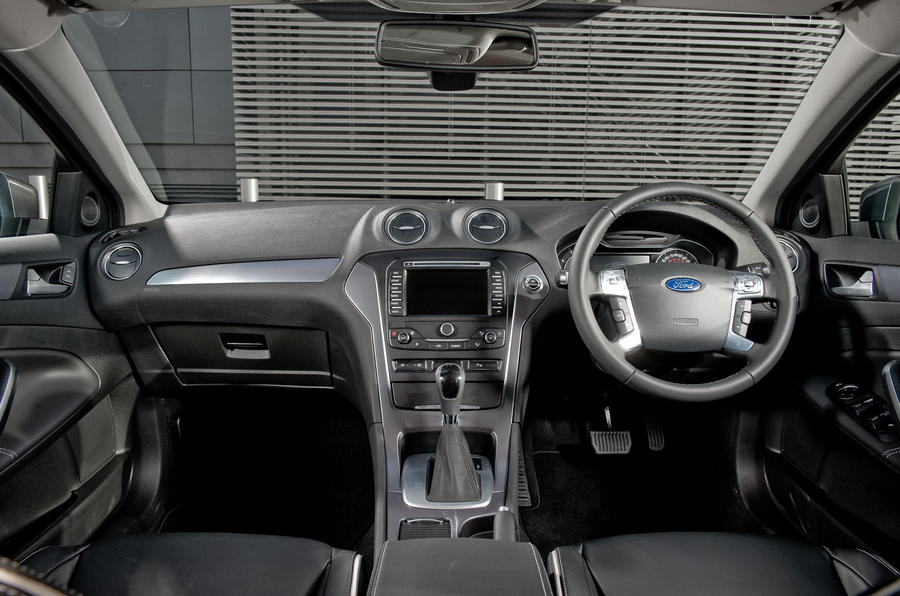 Ford Mondeo Econetic Zetec Business Edition Dashboard
