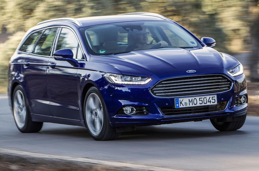 2014 ford mondeo estate 1 5t ecoboost titanium first drive. Black Bedroom Furniture Sets. Home Design Ideas