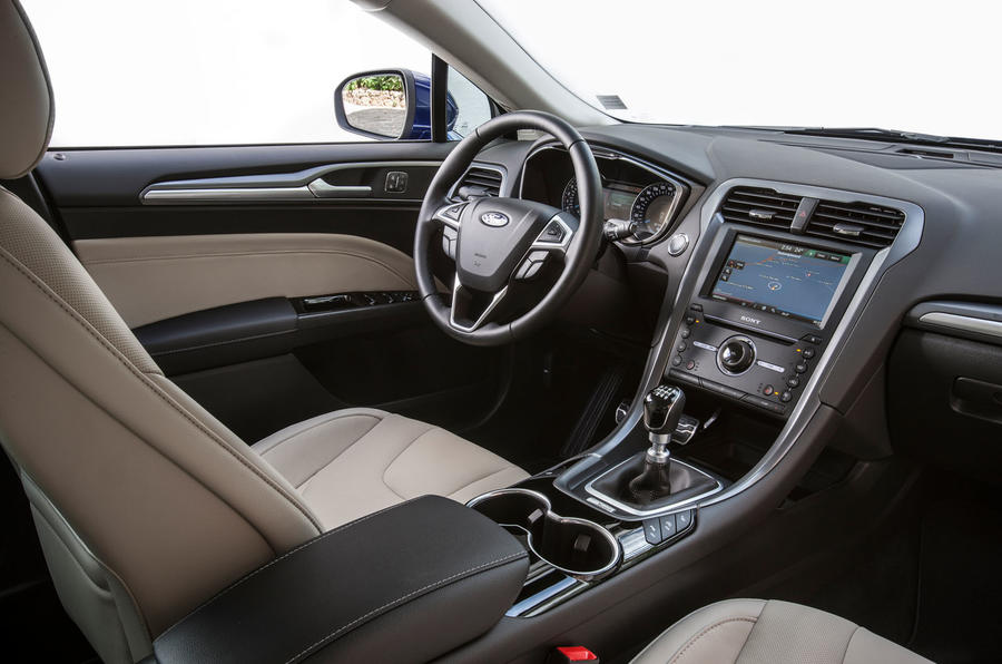 2014 ford mondeo estate 1 5t ecoboost titanium first drive. Black Bedroom Furniture Sets. Home Design Ideas