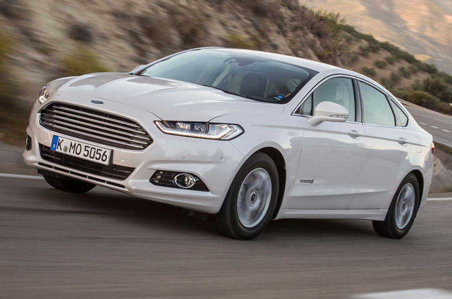 2014 Ford Mondeo hybrid first drive review