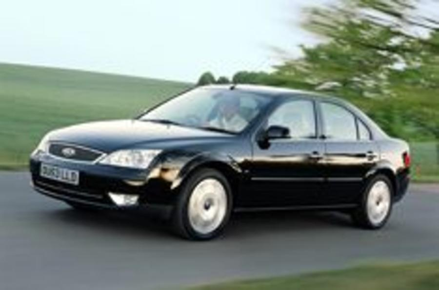 Mondeo gets the X Factor