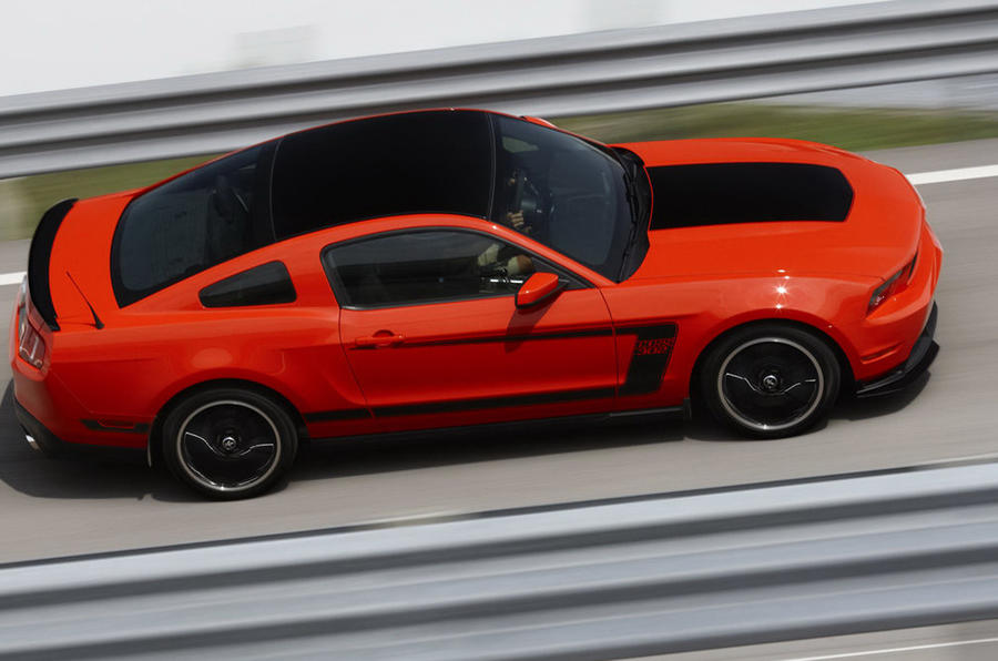Ford's 'quickest ever' Mustang