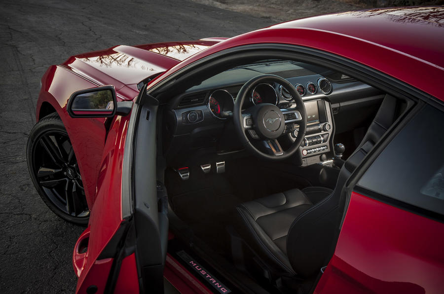 2014 Ford Mustang first drive review
