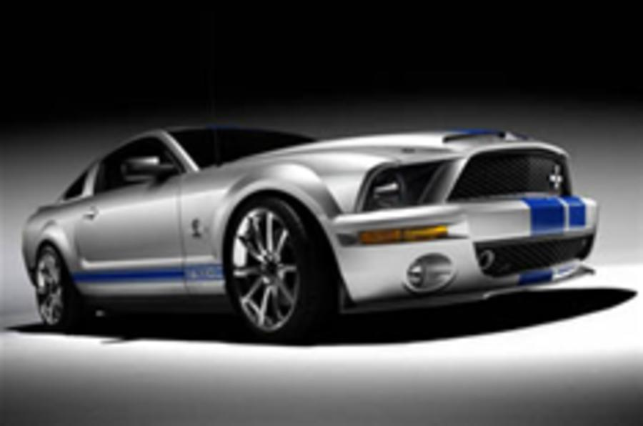 Ford pushes Mustang beyond 500bhp